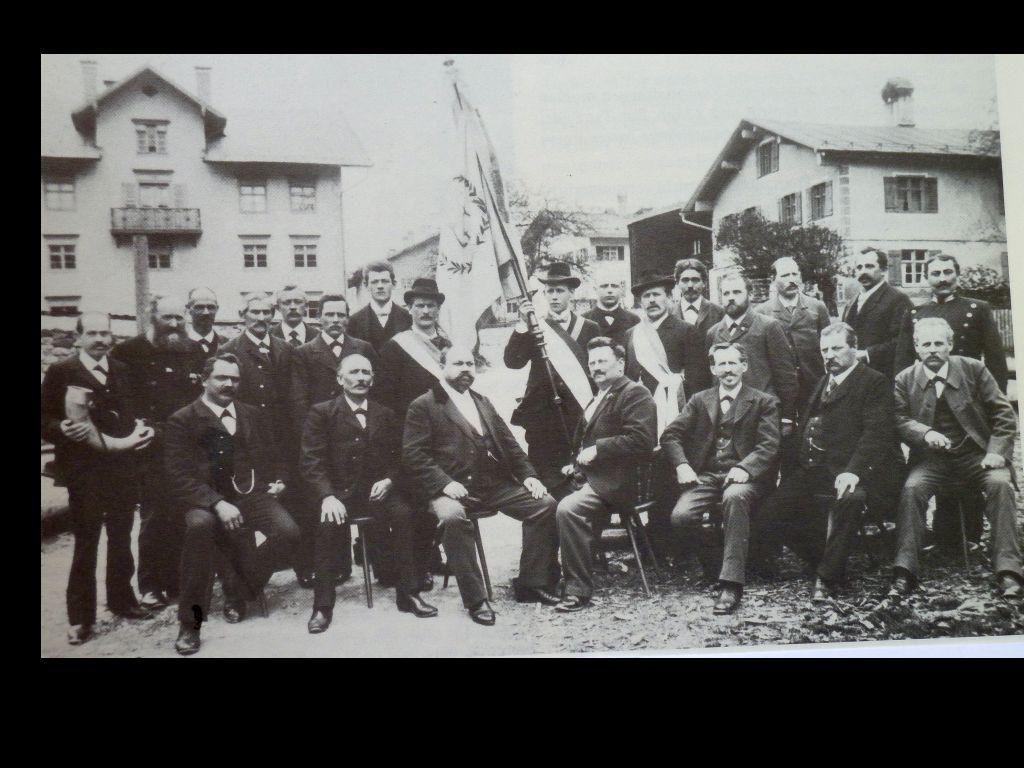 Sänger im Jahre 1900 - P1030468